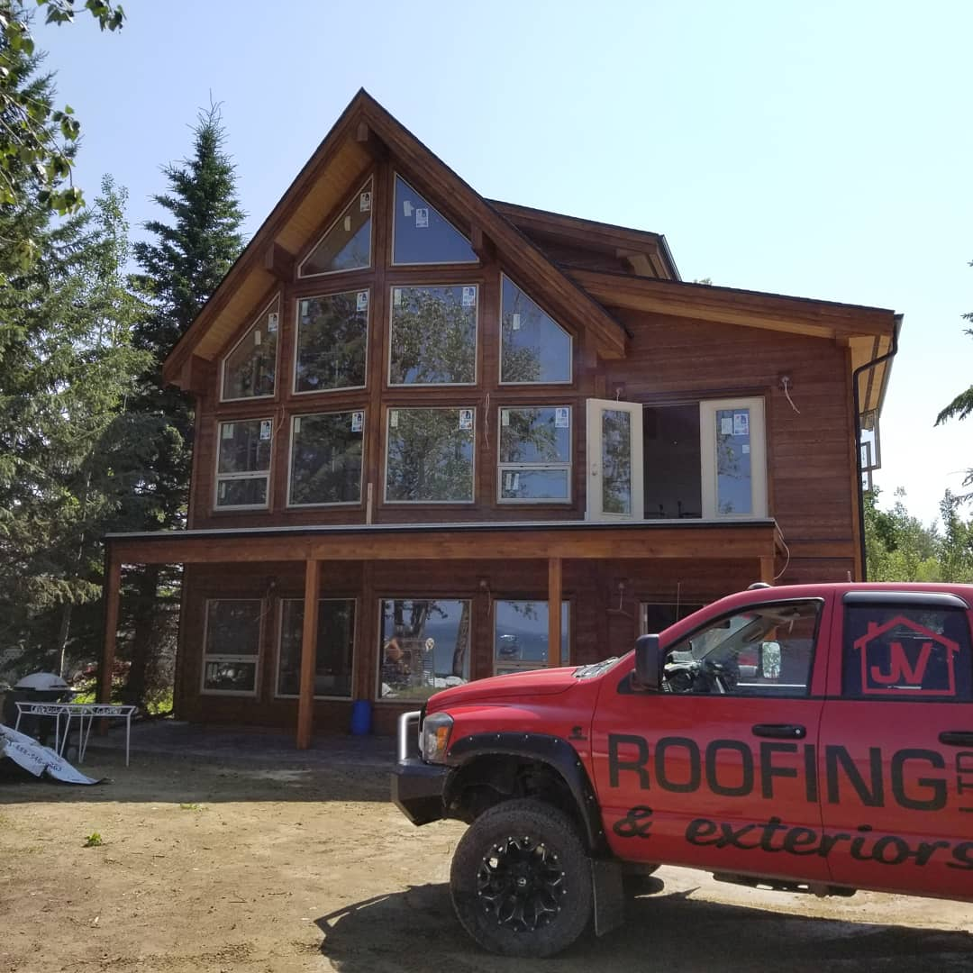 J.V. ROOFING & EXTERIORS image 0