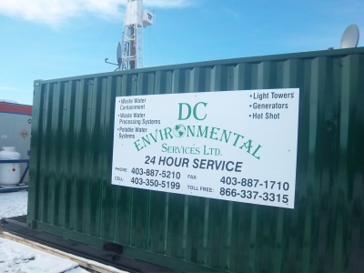 Full size lightbox of DC ENVIRONMENTAL SERVICES LTD image 0