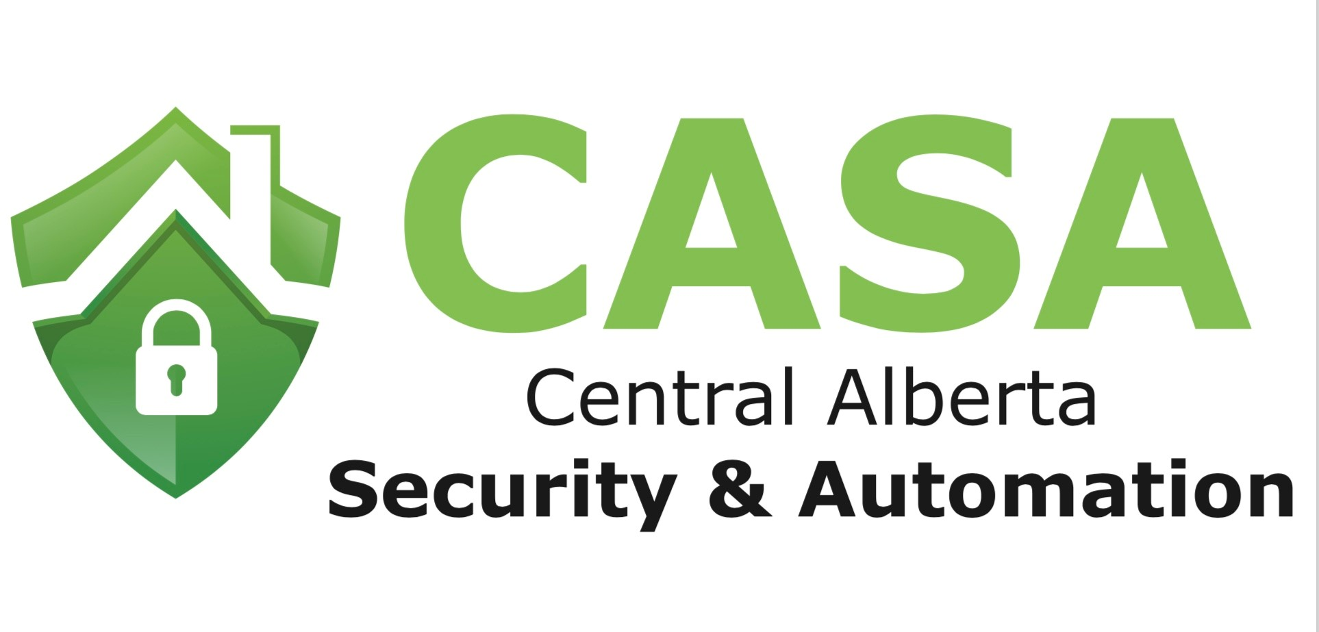 CENTRAL ALBERTA SECURITY & AUTOMATION  logo