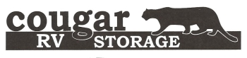 COUGAR RV STORAGE logo