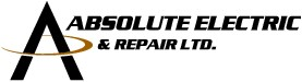 ABSOLUTE ELECTRIC & REPAIR LTD logo