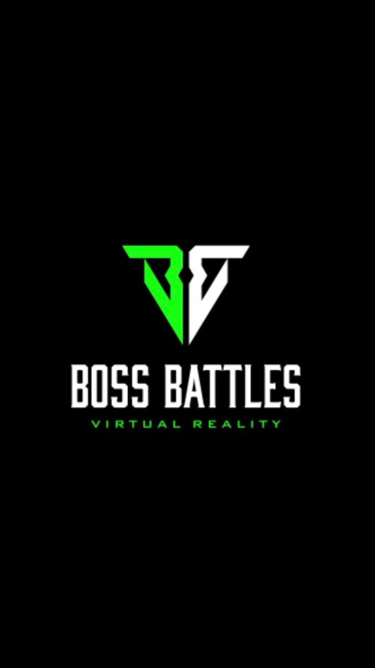 BOSS BATTLES VR logo